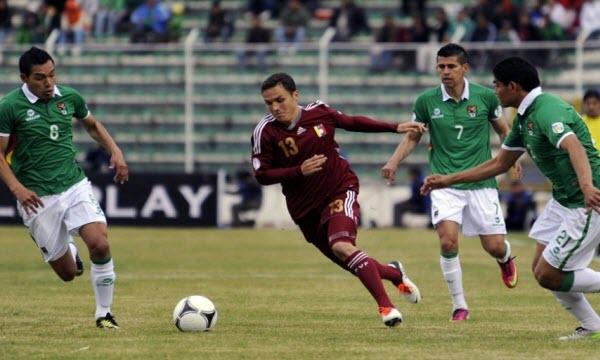 Phân tích Bolivia vs Venezuela 3h ngày 4/6